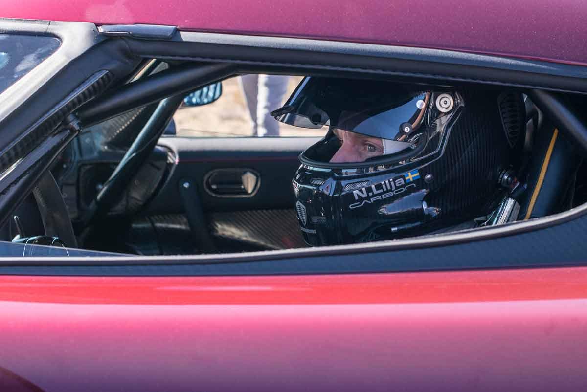 Koenigsegg Agera RS Nevada Highspeedrekord, Bild4