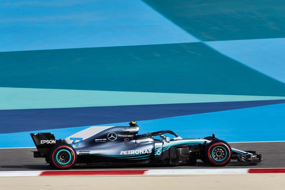 Bottas-Mercedes-Quali-GPBahrain2018