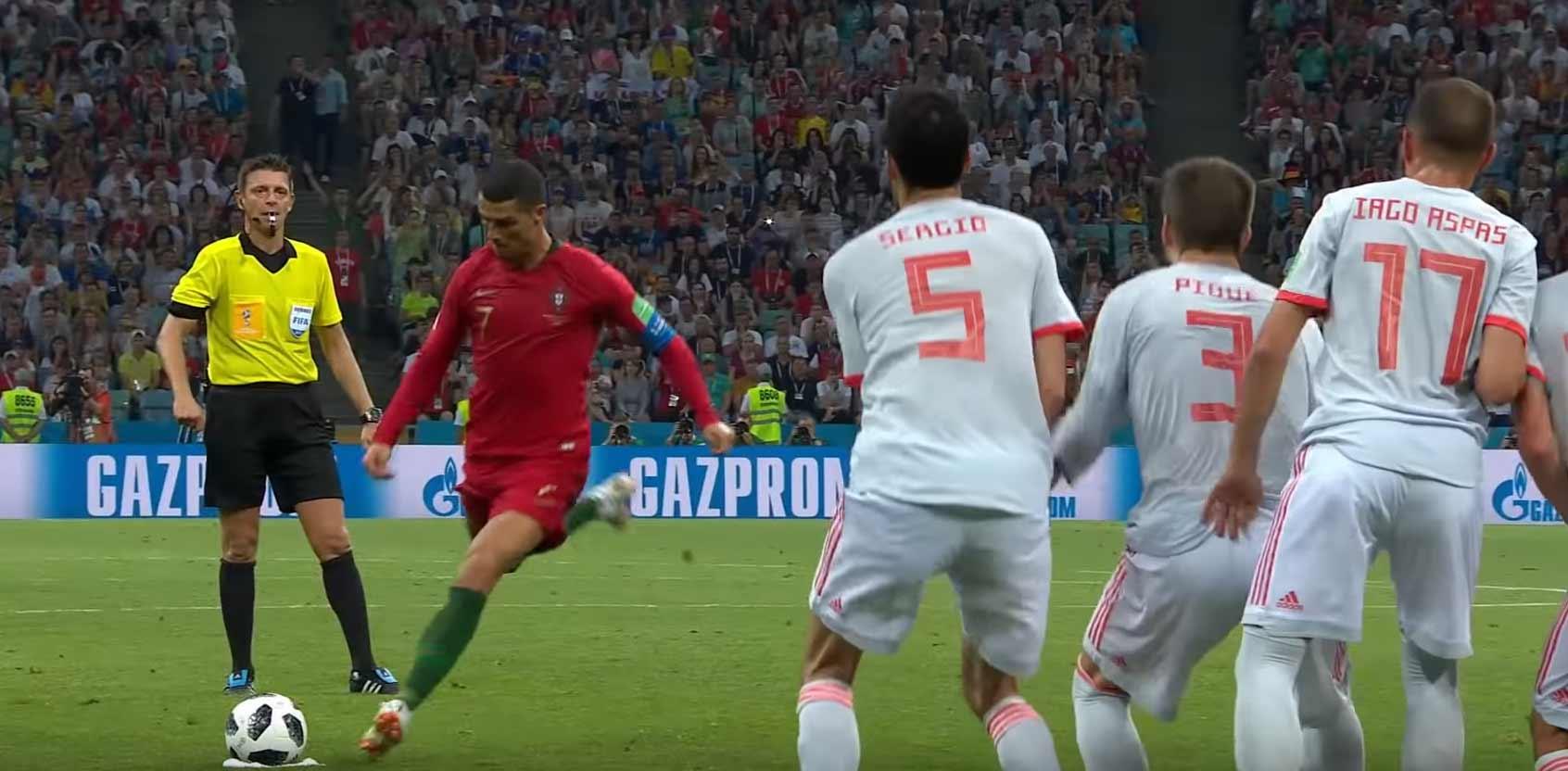 Spanien Portugal Wm