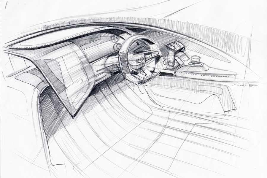 AM37 Designzeichnung Ruder