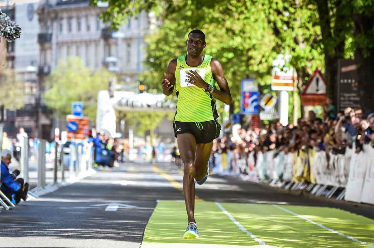 Ereng, Zürich Marathon 2017