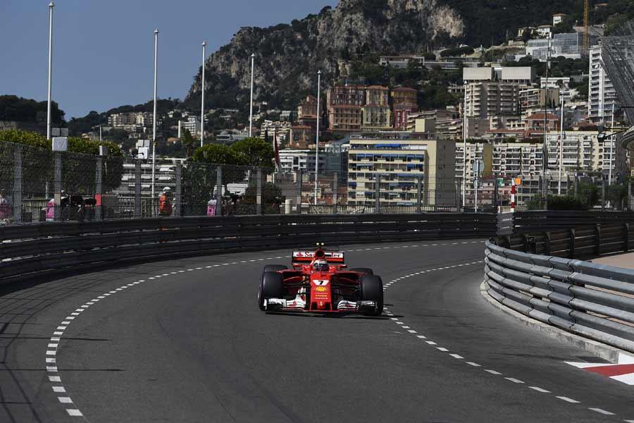 F1-GP-Monaco-Raikkoenen