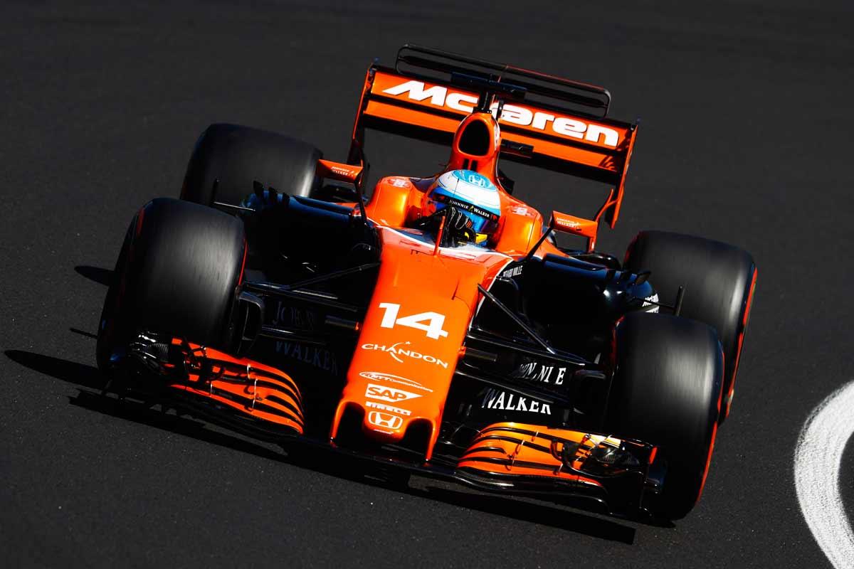 Formel1-Ungarn2017-Alonso-McLaren2