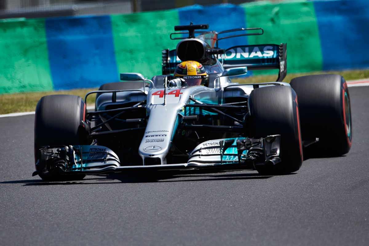 Formel1-Ungarn2017-Hamilton-Mercedes