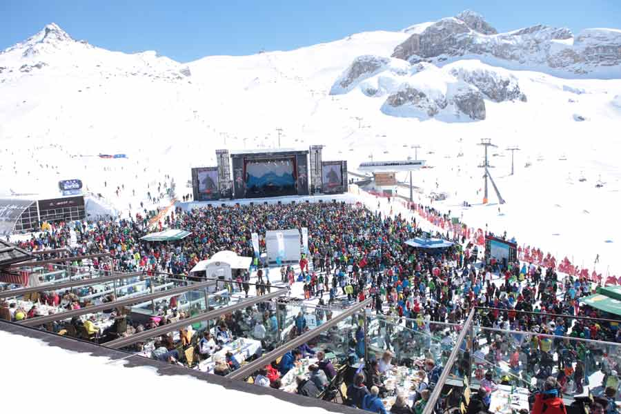Top of the Mountains, Ischgl