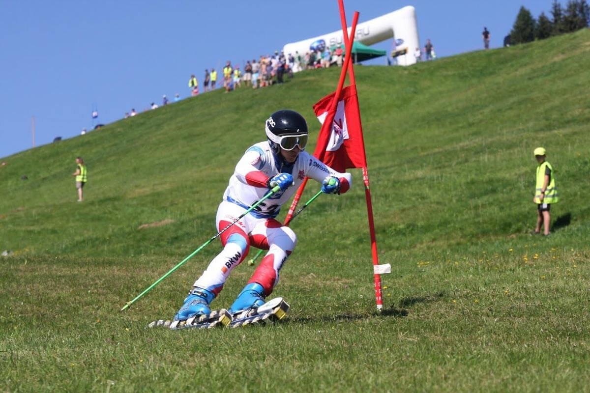 Marbachegg-Grasski-Weltcup-august12