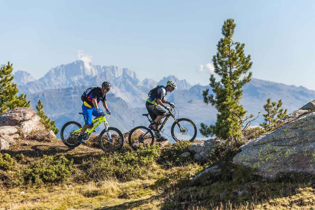 Biketour Trentino