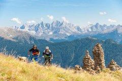 Biketour Trentino, Latemar-Runde
