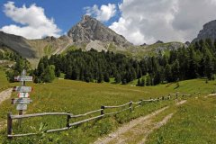 Biketour Trentino San-Nicolò Fassatal