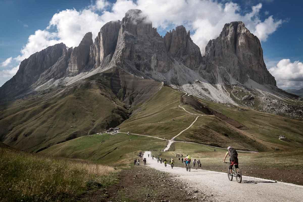 Trentino, weitere Biketouren