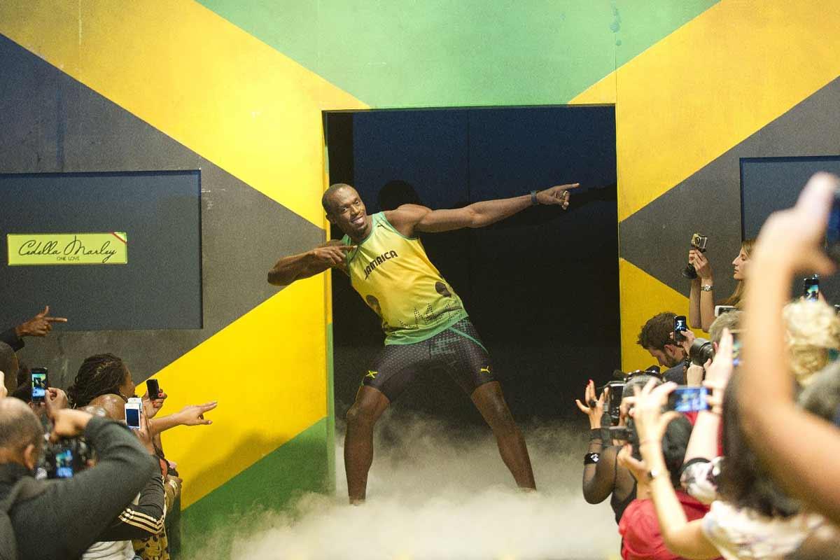 Usain Bolt, Jamaica Olympic Kit