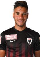 FC Aarau, Miguel Peralta