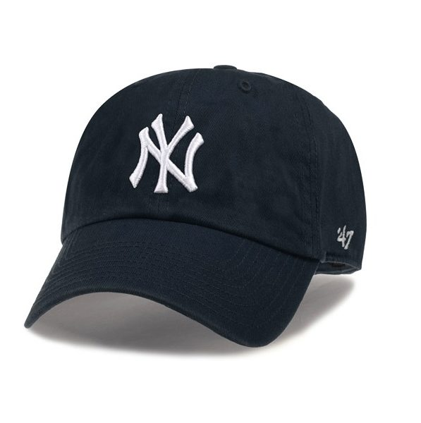 6743d936993 NEW YORK YANKEES  47 Brand Cleanup Adjustable Hat - Sportie LA