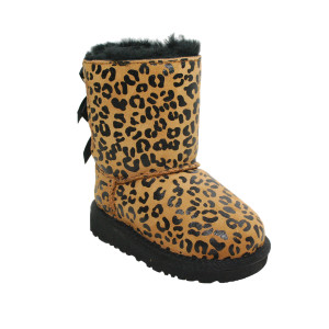 99474d218ee UGG Toddler Bailey Bow Leopard