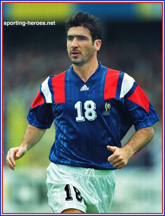 Find the perfect french eric cantona stock photos and editorial news pictures from getty images. Eric Cantona International Games For France France