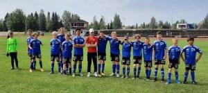 Läs mer om artikeln Karhu/Sporting YJ gick övertygande in i match mot Kanu