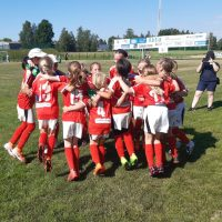 Sporting T10 pelaa perjantaina 10.9.2021 semifinaalin Juniorcupissa Kristiinankentällä