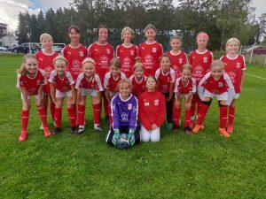 Läs mer om artikeln Sporting F10 spelade i Seinäjoki, kom hem med två vinster
