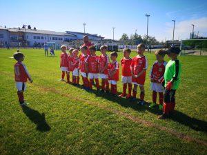 Read more about the article P8 aloitti Juniorcupin kahdella voitolla
