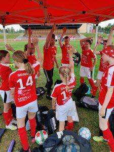 Read more about the article T12, kaksi pelattua Juniorcupen ottelua