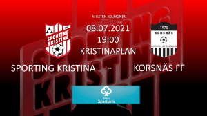 Read more about the article Sporting – Korsnäs FF
