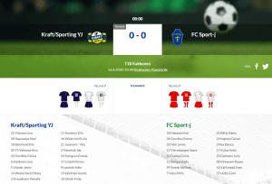 Läs mer om artikeln F18  Kraft/Sporting YJ – FC-Sport-j