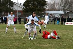 Läs mer om artikeln Fyra veckor tills seriestart – fotbollstreans program klart