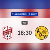 Sporting Kristina T14 - APV/Keltainen