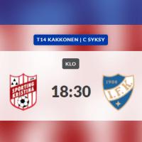 Sporting Kristina T14 - WFA/VIFK YJ2