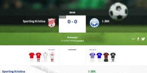 Read more about the article Sporting Kristina – I-JBK Lapväärtissä tänään klo 19:00