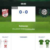 Sporting Kristina - VPV