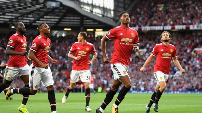 Image result for man utd vs leicester city