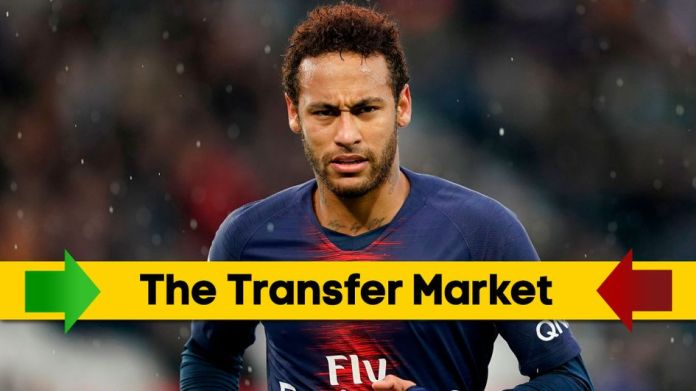 Transfers on the spot