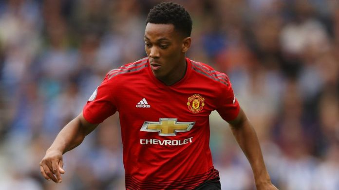 Anthony Martial: The 22-year-old's talks with Man United over a new contract have been progressing