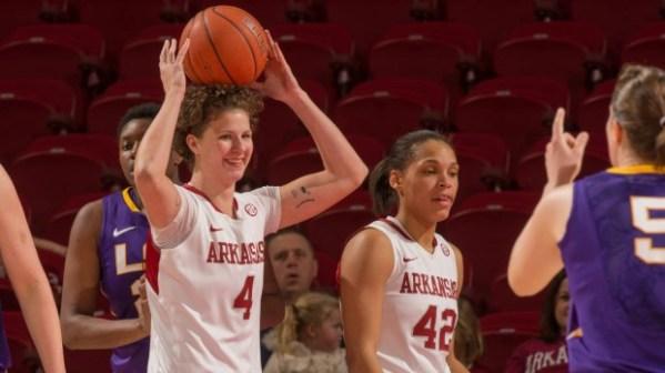 Join Razorback Women's Basketball Thursday | Sporting Life ...