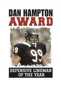Little Rock Touchdown Club Dan Hampton Award