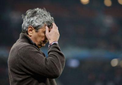 """A pierdut cu 0-4 in tur, a facut 0-0 acasa! Concluzia lui Mircea Lucescu: """"Ma bucur ca am aratat ca Sahtior e mai buna decat Bayer!"""""""