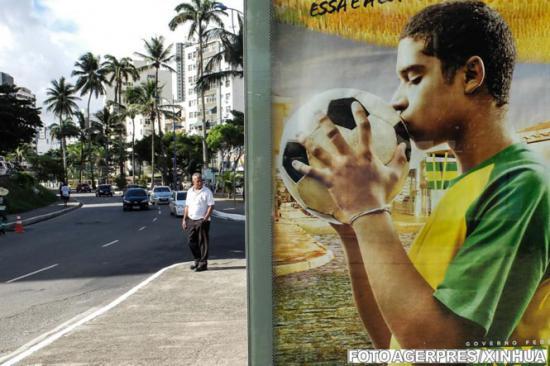 Brazilia şi Croaţia deschid cea de-a 20-a ediţie a Cupei Mondiale