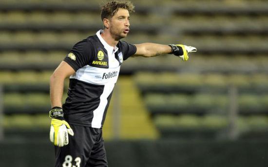 Selecţionerul Italiei a convocat un al patrulea portar pentru Cupa Mondială, ca măsură de precauţie