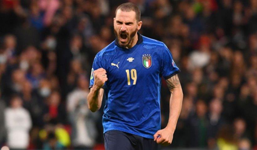 Italia a câştigat Euro 2020, după ce a învins-o pe Anglia în finală