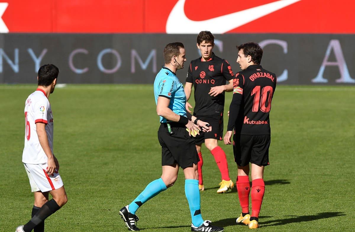 Real Sociedad vs Sevilla LL1 min