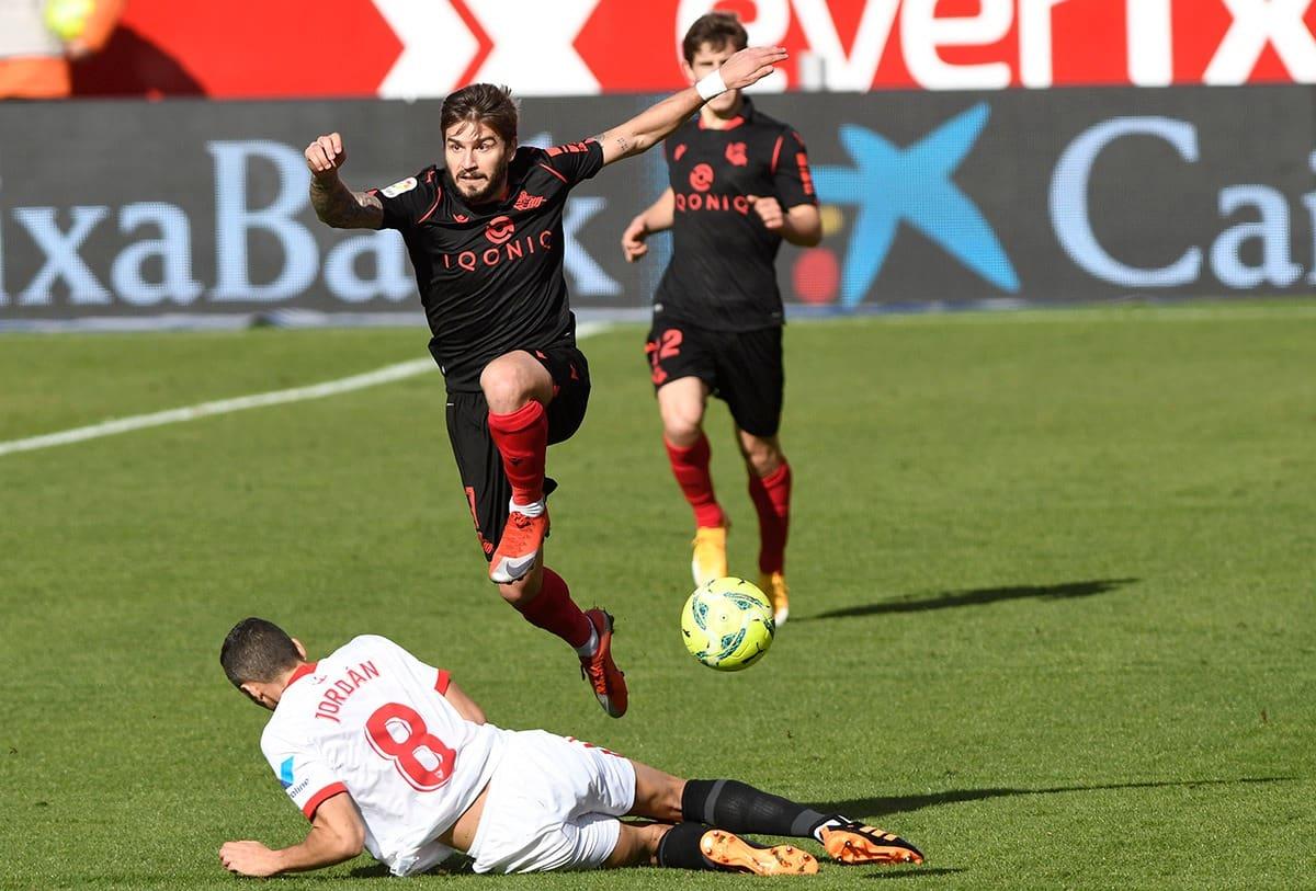 Real Sociedad vs Sevilla LL2 min
