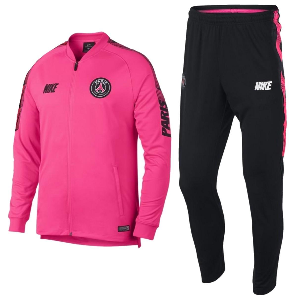 paris saint germain pink training
