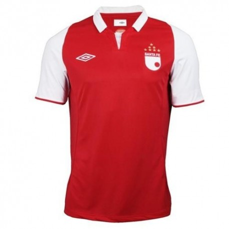 Independiente Santa Fe Maillot De Football Umbro 2013