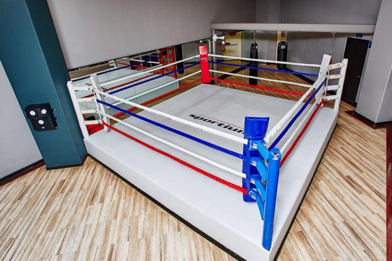 Sportium-Lomas Verdes- MMA