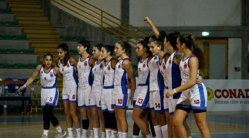 Basket/f A2 | Ecco le date del cammino play-off dell'Alma Patti
