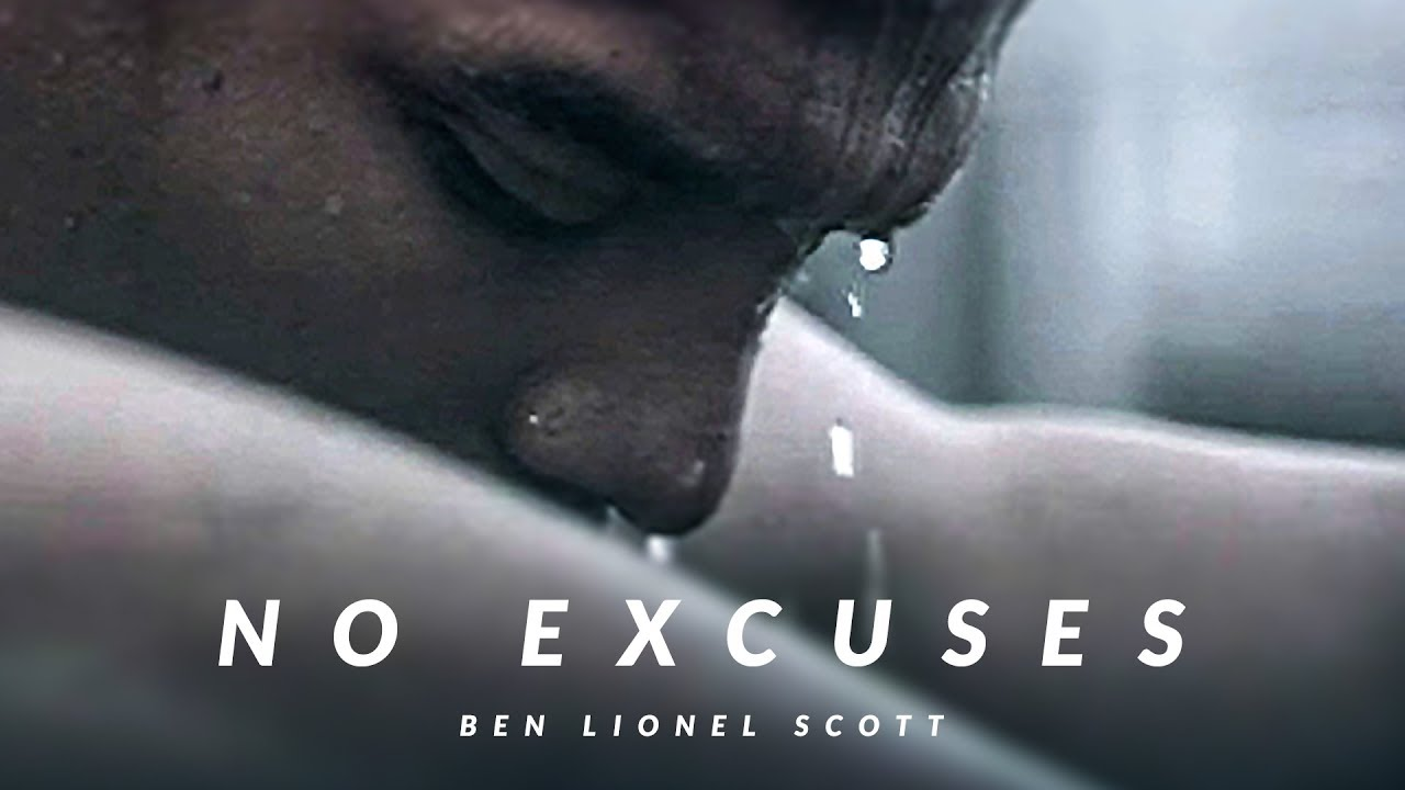 NO EXCUSES – Best Motivational Video (EN)