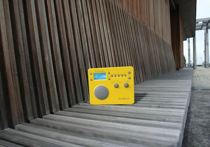 IPal e SongBook: le Tivoli Audio da viaggio