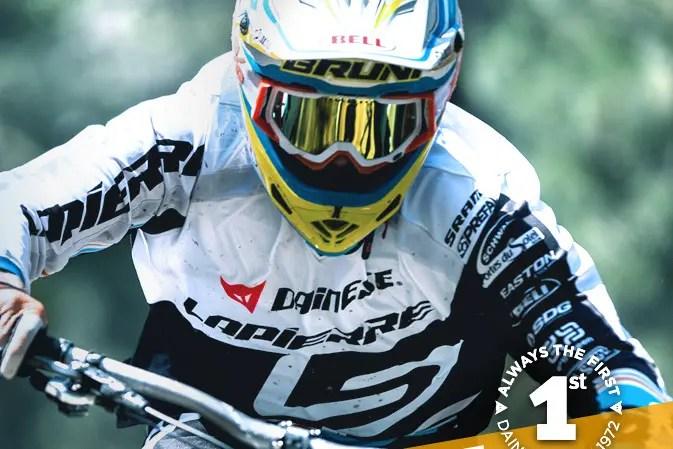 Dainese a Eurobike 2013 con le novità nelle protezioni per gli action sport