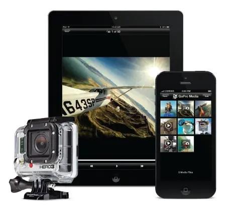 GoPro: la nuova App 2.0 per il controllo a distanza e la condivisione